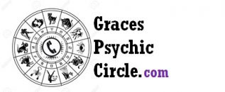 Graces Psychic Circle Logo